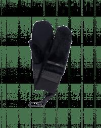 HIBERNATE: Guanto a manopola in eco pelliccia