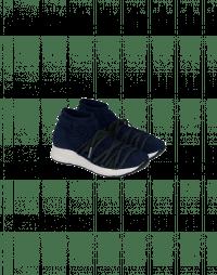RADICAL: Sneaker a calzino blu navy