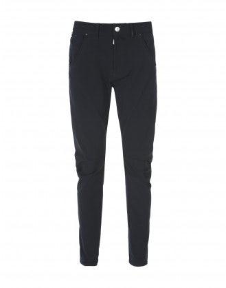 STEFAN: Pantaloni tecnici blu navy