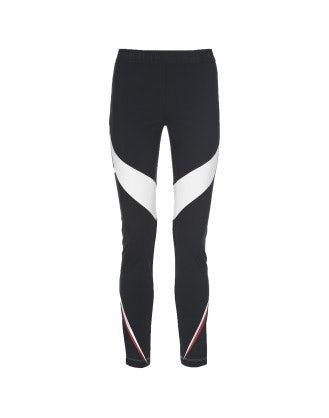 "VORTEX: Pantaloni ""athleisure"" multicolore"
