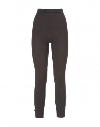 HALT: Mulberry classic tech jersey leggings