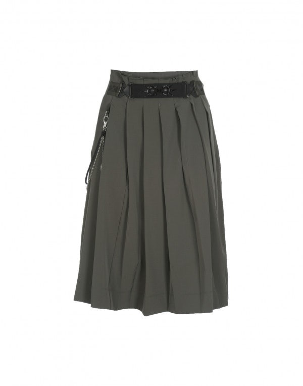 HONEST: Gonna a pantalone a pieghe