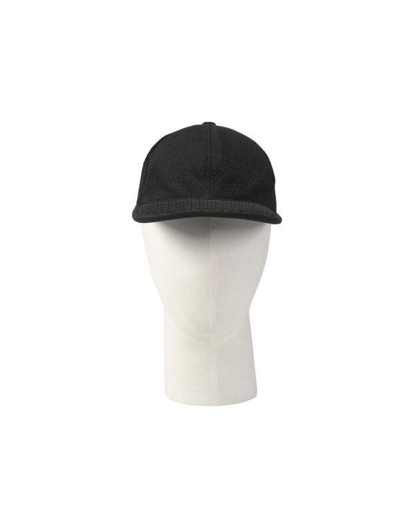 BUSSY: Cappello da baseball nero in pizzo