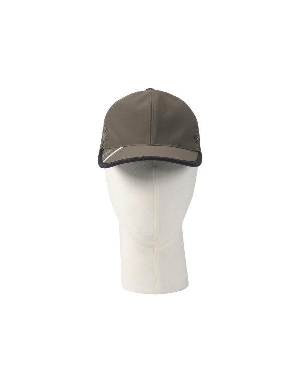 BUSSY: Cappello da baseball in rete, khaki