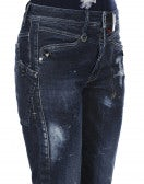 "CALL-ME: Jeans slim fit con trattamento ""Skylight"""
