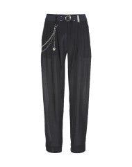 LANCER: Pantaloni leggeri blu