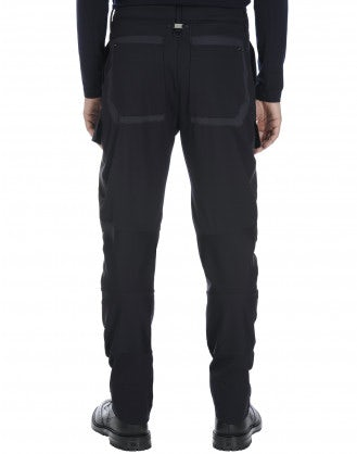 RIVALRY: Tapered leg cargo pant