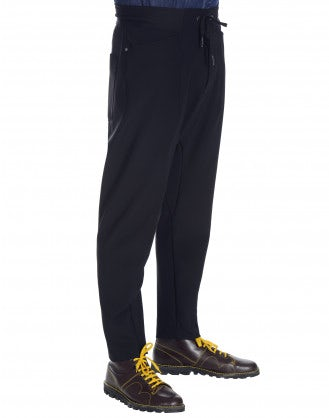 RAVEN: Man's pull-on technical jersey pants