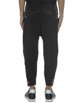 """DAG: Pantaloni sportivi """"joggers"""" neri"""