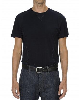 TOR: T-shirt tecnica blu navy