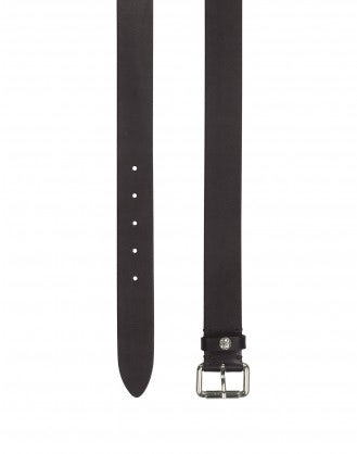 TURNER: Brown leather belt