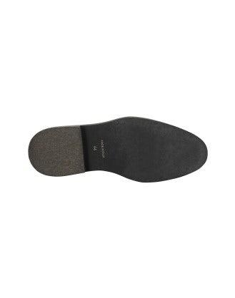 ULF: Scarpe in pelle nera lucida