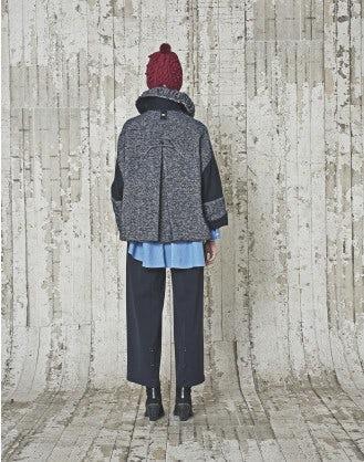 CORSAIR: Pantaloni blu navy alla caviglia