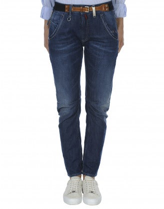 HAVOC: Jeans comodi dalla forma curva