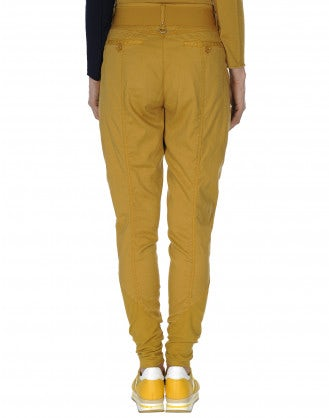 HASTY: Pantalone affusolato con cuciture diagonali