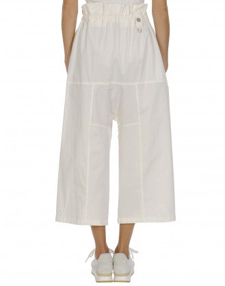 RUMBLE: Wrap-and-tie cotton pant