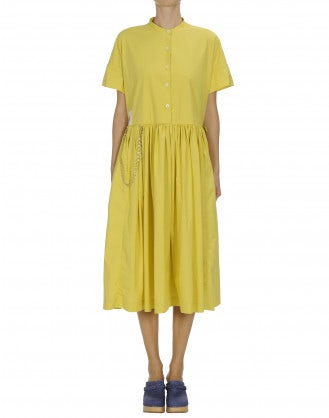 BEFRIEND: Very full skirted short sleeve dress