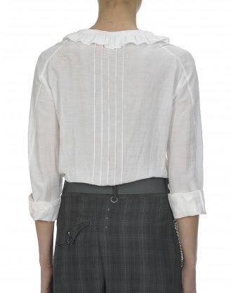 FLORETTE: Pale pink pleasures shirt