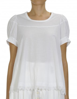 AFFINITY: Cotton jersey t-shirt
