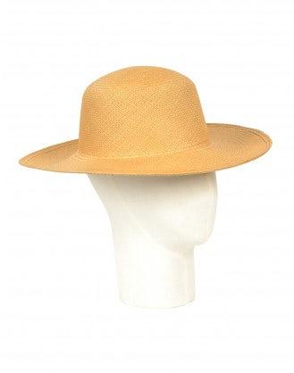 ALLURE: Cappello in paglia