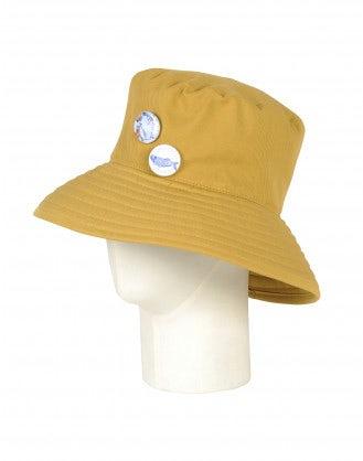 FLIPPANT: Cappello da pescatore oversize in cotone
