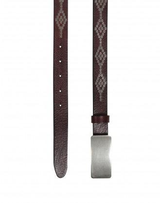 ELLIPSE: Cintura sottile con fibbia