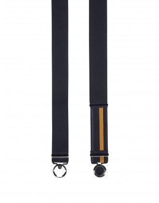 REACT: Stretch belt with velvet