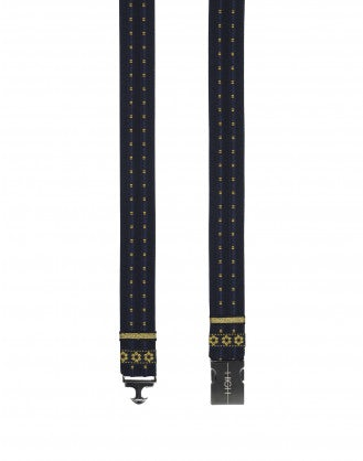 IN-CONTACT: Cintura stretch con pattern