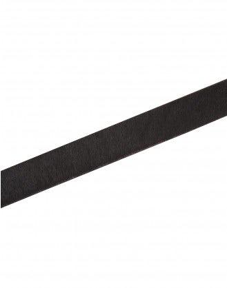 CANTLE: Cintura in cavallino marrone scuro