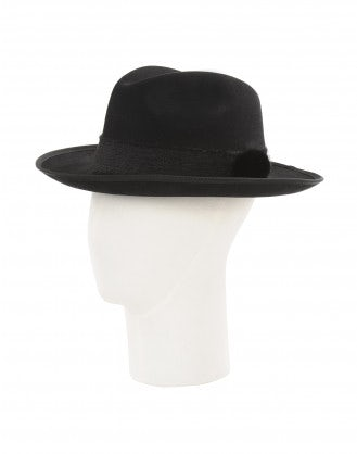RAKISH: Cappello Fedora nero
