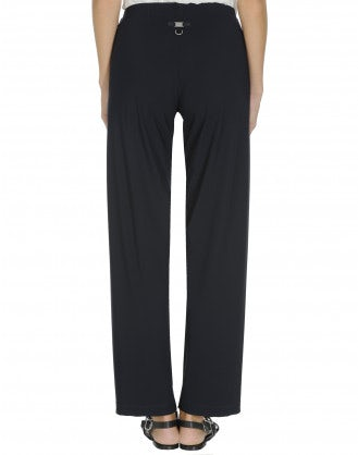 PROCEED: Navy straight leg pants