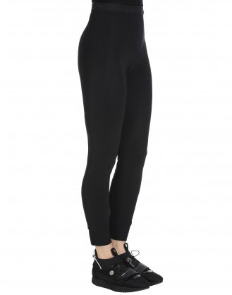 HALT: Leggings basici neri