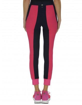 NOMINATE: Stripe and check Sensitive® leggings