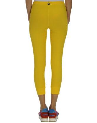 HALT: Yellow Sensitive® leggings