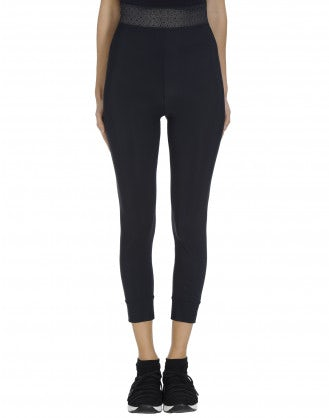 HALT: Navy & mesh Sensitive® leggings