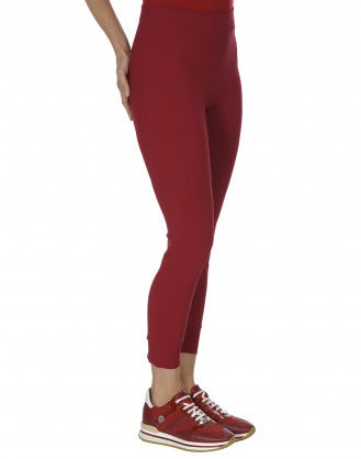 HALT: Leggings basici fucsia
