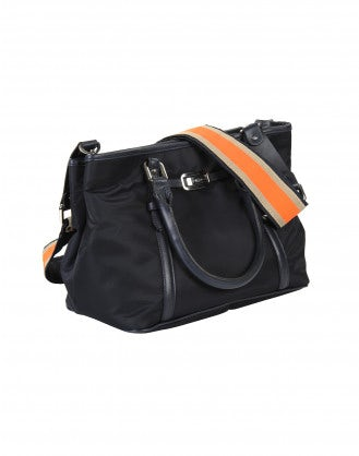 CLARIFY: Borsa hi-tech a tracolla blu navy