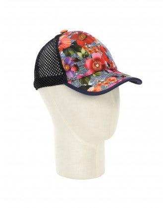 OUTSHINE: Cappello da baseball hi-tech con motivi floreali