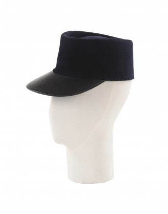 BOONIE: Cappello Chepì blu navy