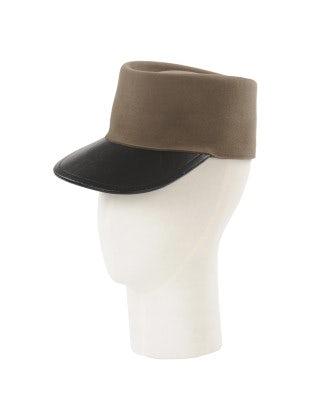 BOONIE: Cappello Chepì grigio talpa