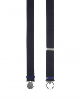 HASTE: Navy stretch belt