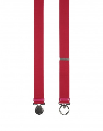 HASTE: Fuchsia stretch belt