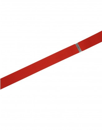HASTE: Red stretch belt