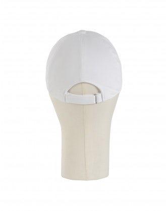 WATCH OUT: White baseball cap