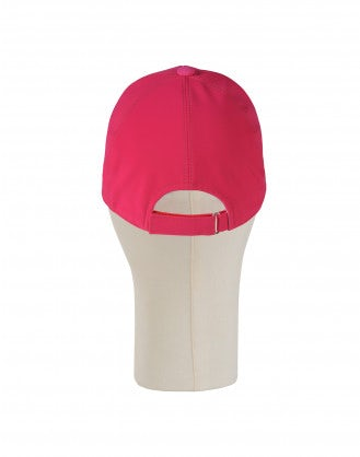 WATCH OUT: Pink baseball cap