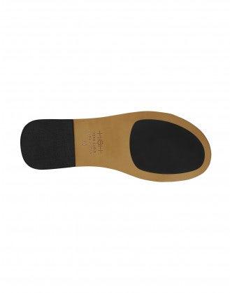TROPEZ: Scarpe rosse aperte sul davanti