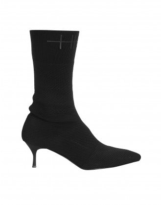 LIFT-OFF: Stretch jersey ankle boot