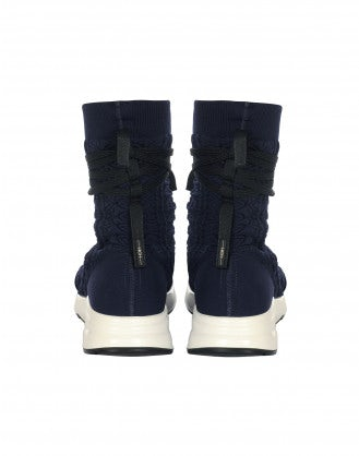 ZING: Stretch jersey sock-boot