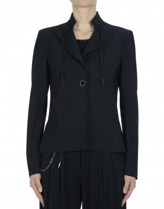 AD-LIB: Single breasted jacket