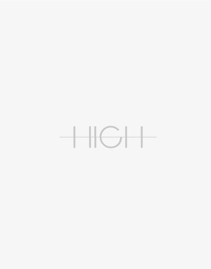 FLIMSY: Top smanicato semitrasparente, khaki